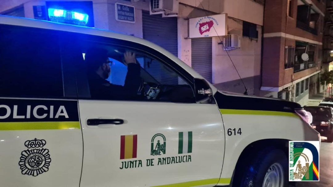 Los irresponsables se encontraban en el Club de Dominó 'El Rinconcillo' de Jaén capital
