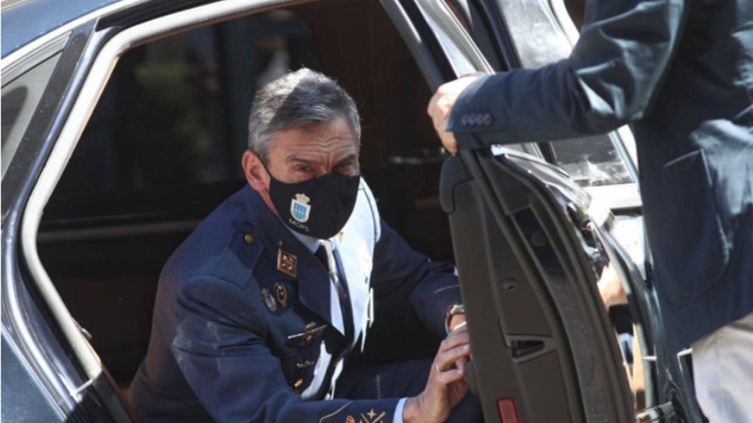 Dimite el JEMAD, Miguel Ángel Villarroya, tras la polémica por vacunarse de la COVID