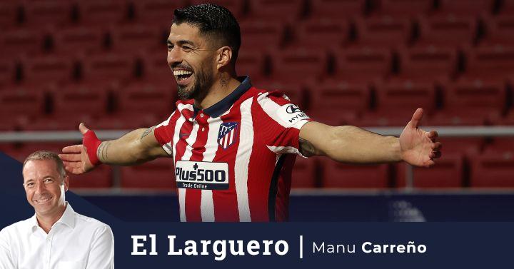 """Mario Suárez: """"¿Luis Suárez? Igual el Barça no respetó lo suficiente al Atlético al traspasarlo"""""""