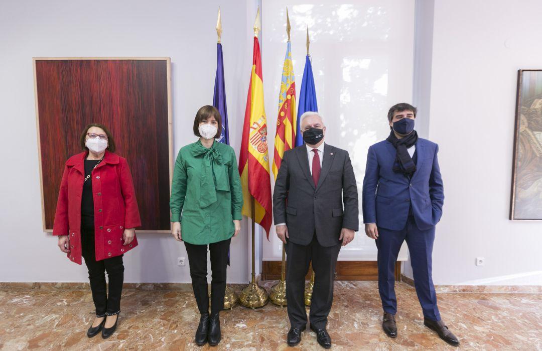Convenio entre el Ayuntamiento de Gandia y el Colegio de Administradores de Fincas de Valencia y Castellón