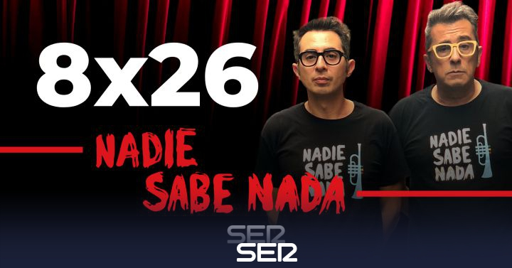 Nadie Sabe Nada 8x26 | With a little gel from my friends