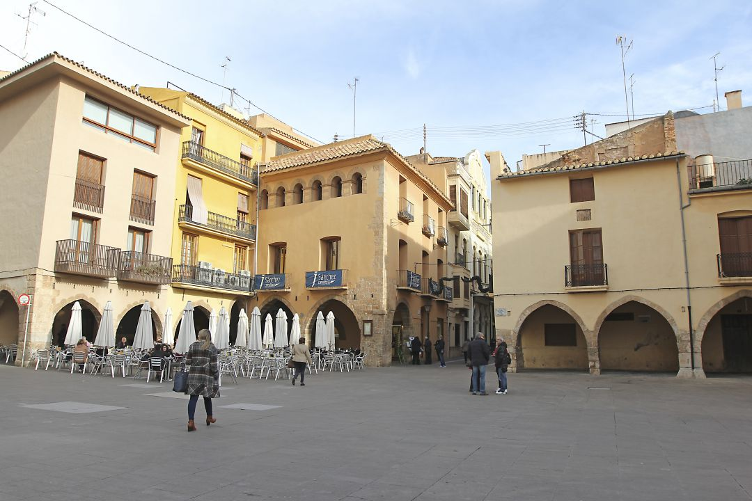 Plaça Major de Vila-real