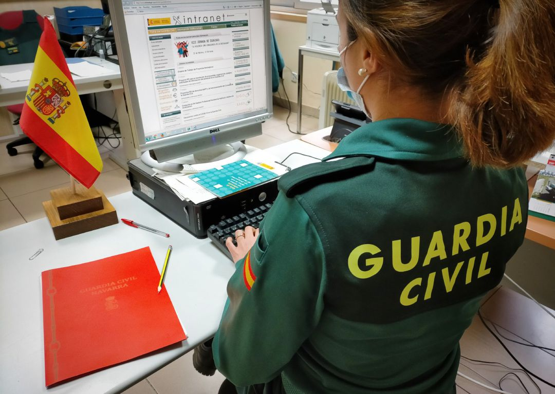 Guardia Civil De Navarra