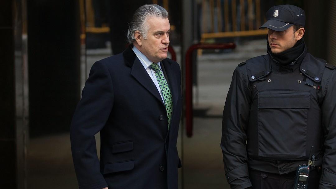 Bárcenas revela que el PP blanqueaba el dinero del partido en Madrid