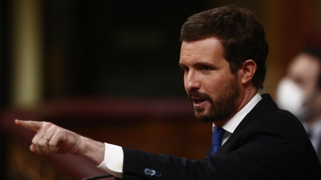 """El PP pide que Sánchez extienda """"por ley"""" a toda España la prohibición de manifestaciones del 8-M de Madrid"""