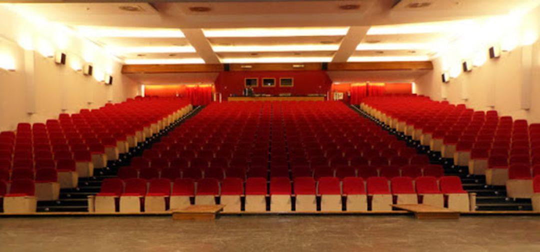 El auditórium Amaia KZ de Irun