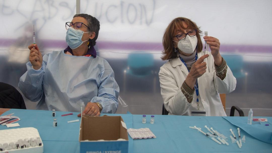 Asturias, en el 'top 3' de Europa en inmunización contra el COVID-19