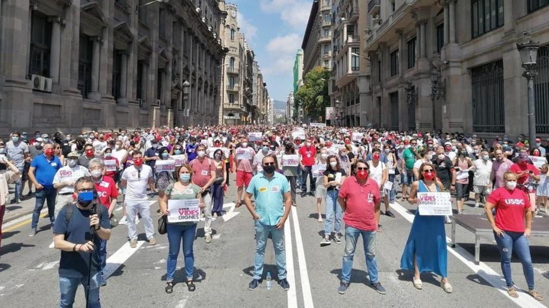 Rebelión de investigadores contra la reforma de la Ley de la Ciencia