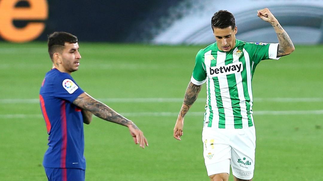 El Betis deja al Atlético sin margen de error en LaLiga