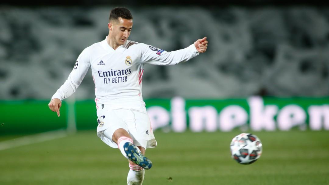 Lucas Vázquez dice adiós a la temporada: lesión en el ligamento cruzado de la rodilla izquierda