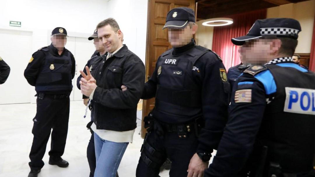 Cuatro funcionarios de la cárcel de Dueñas agredidos por Igor el Ruso
