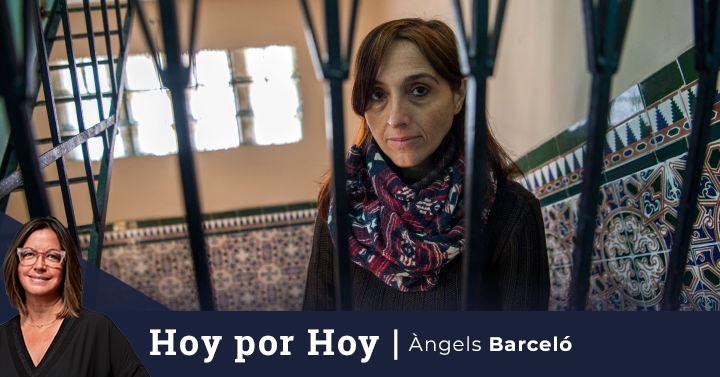 La defensora de derechos humanos Helena Maleno, expulsada de Marruecos