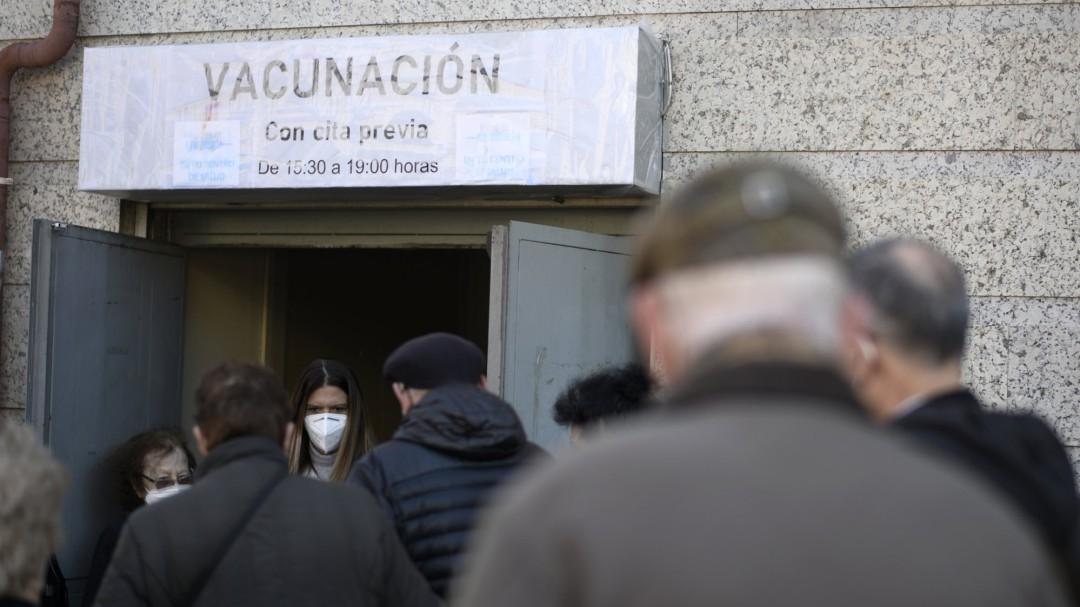 La incidencia en España sube 17 puntos este fin de semana y Sanidad notifica 22.744 contagios y 197 muertes