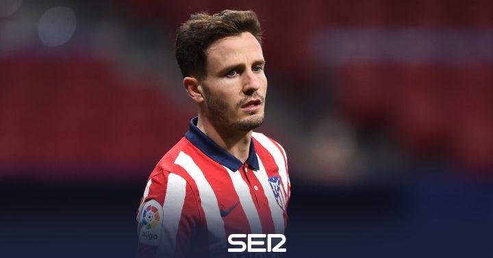Saúl y Giménez, en la lista de posibles bajas que maneja el Atlético de Madrid para la próxima temporada
