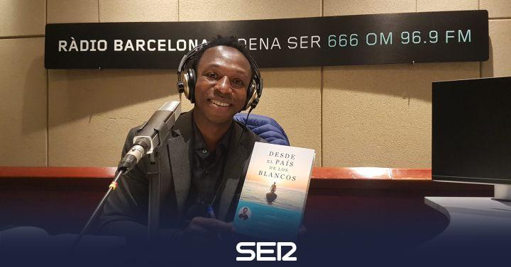 """Ousman Umar: """"Cuando llegué a España me desmontaron todos mis prejuicios del país de los blancos"""""""