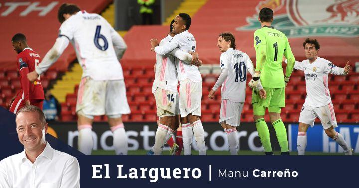"""Manu Carreño: """"La Champions es la competición del Real Madrid, especialmente con Zidane"""""""