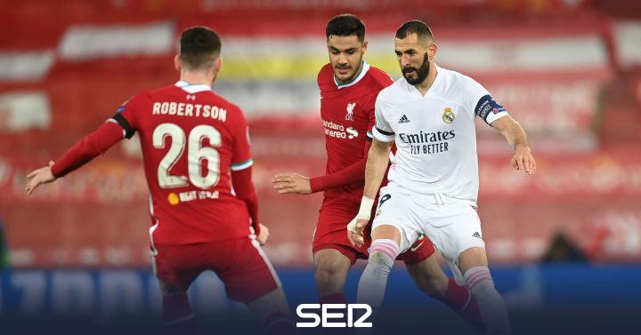"""""""No estuvo al nivel de otros partidos"""": Mijatovic devela el punto débil del Real Madrid frente al Liverpool"""