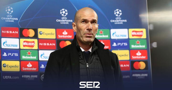 """Zidane: """"No hemos ganado nada, pero seguimos vivos en Liga y Champions"""""""