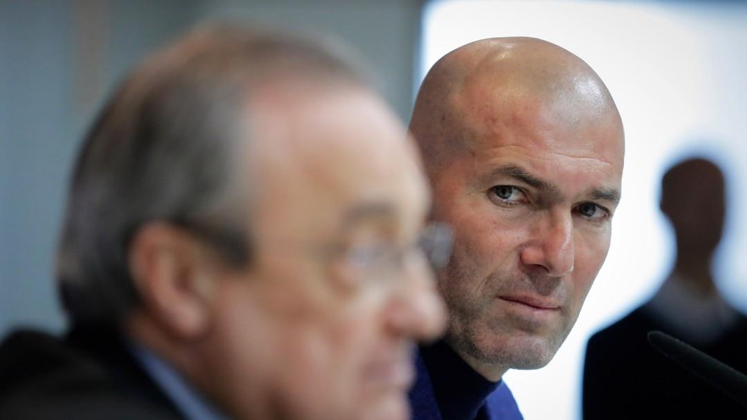 """""""Le mosquea y va a morir con eso"""": Romero desvela lo que ha enfadado a Zidane del club"""