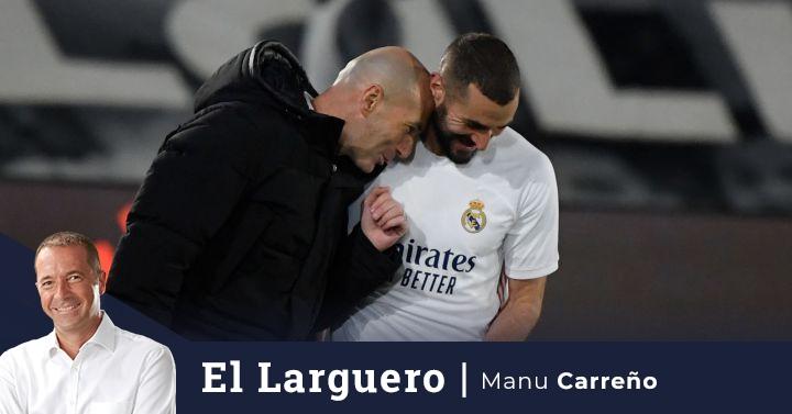 """Antonio Romero: """"El Real Madrid ha sido capaz de rehacerse con jugadores que creen a muerte en Zidane"""""""