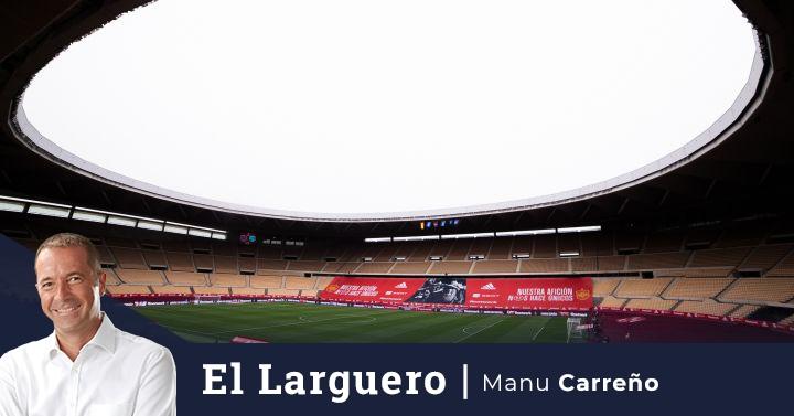 España jugará sus partidos de la fase de grupos de la Eurocopa en La Cartuja de Sevilla