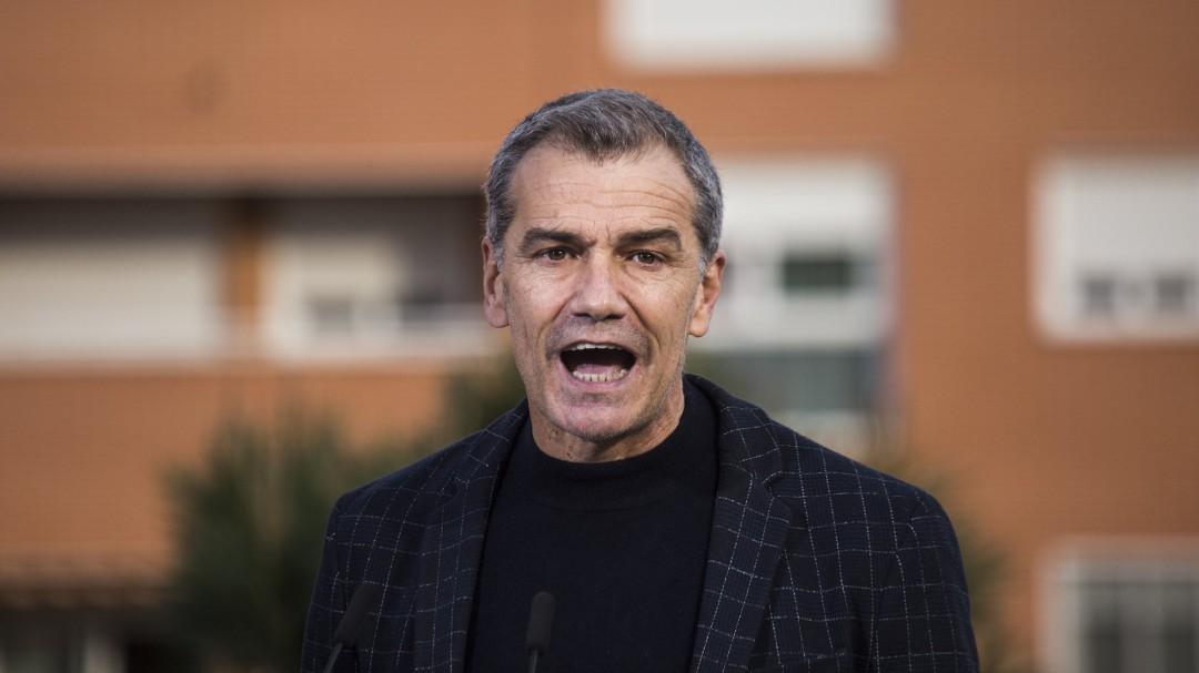 El Tribunal Constitucional deja a Toni Cantó fuera de la lista del PP definitivamente