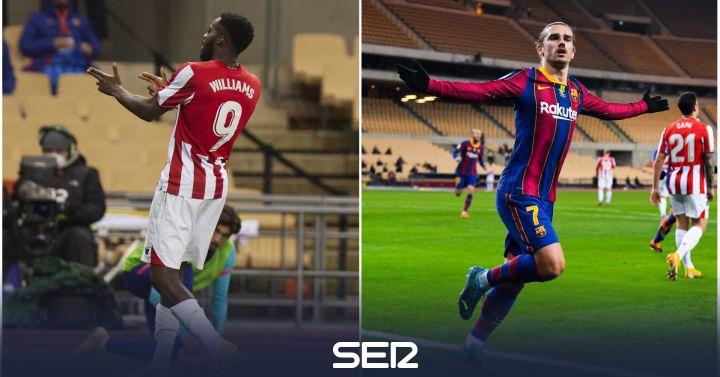 Athletic - Barça: el reencuentro de unos finalistas acostumbrados a luchar en lo más alto