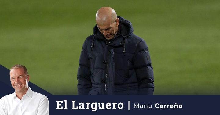 """""""No va a hacer eso"""": Relaño destapa la clave del futuro de Zidane y los dos equipos que le están tentando"""