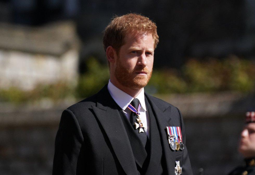 El príncipe Harry se ha reencontrado con su familia tras la polémica entrevista con Oprah Winfrey.