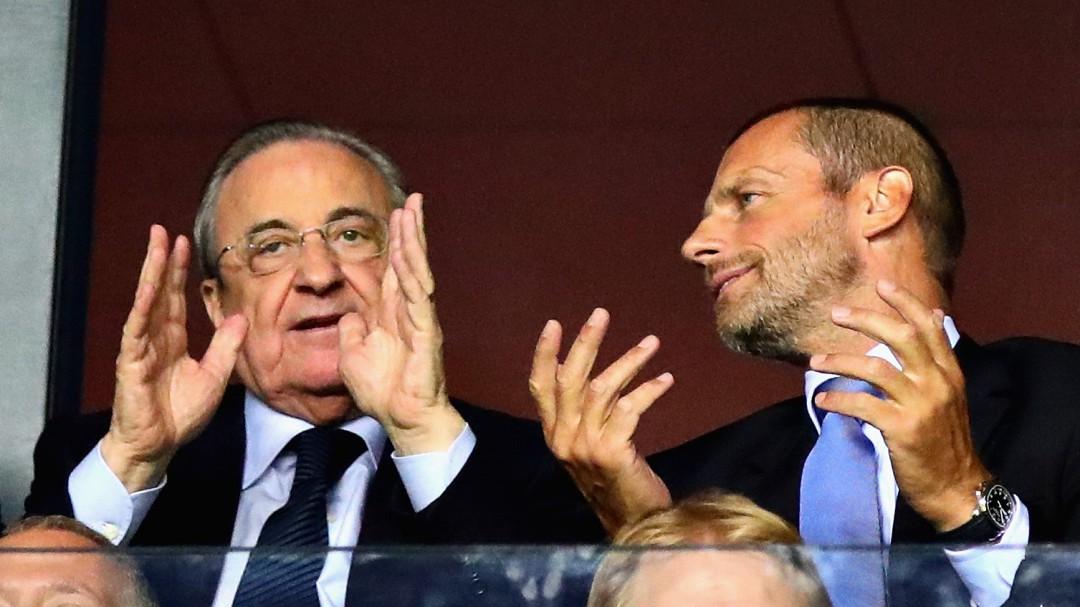 Doce clubes punteros de Europa anuncian la creación de la Superliga Europea