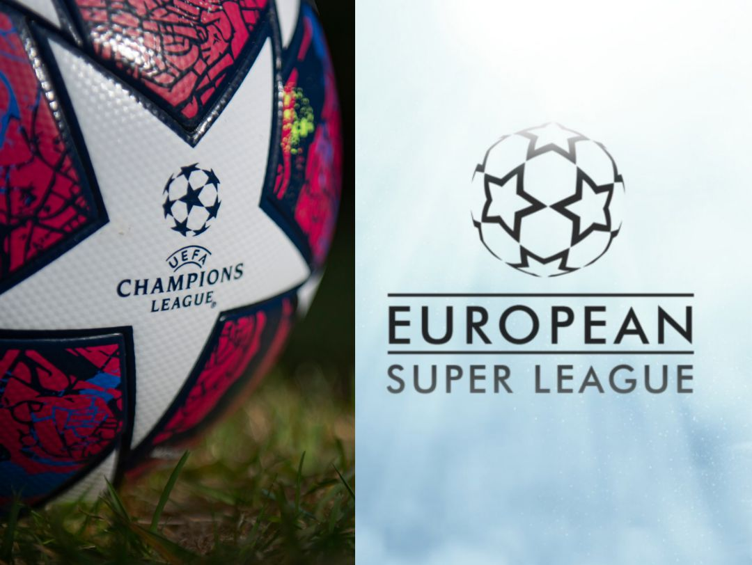 Champions League y Superliga europea