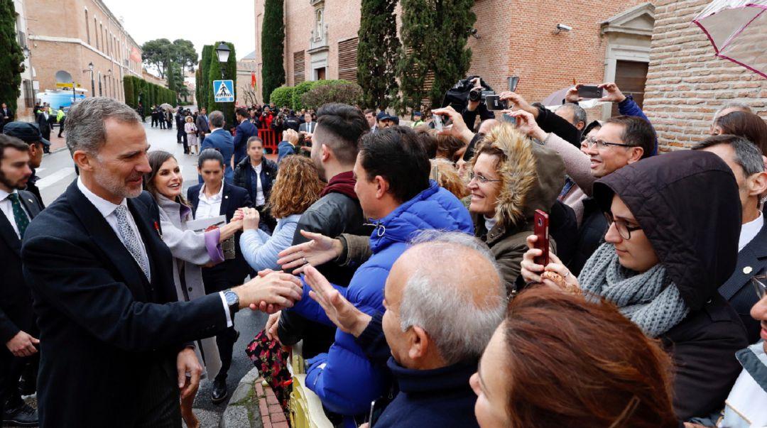 Los Reyes Presidirán En Alcalá Los Actos Del Día Del Libro Ser Henares Cadena Ser