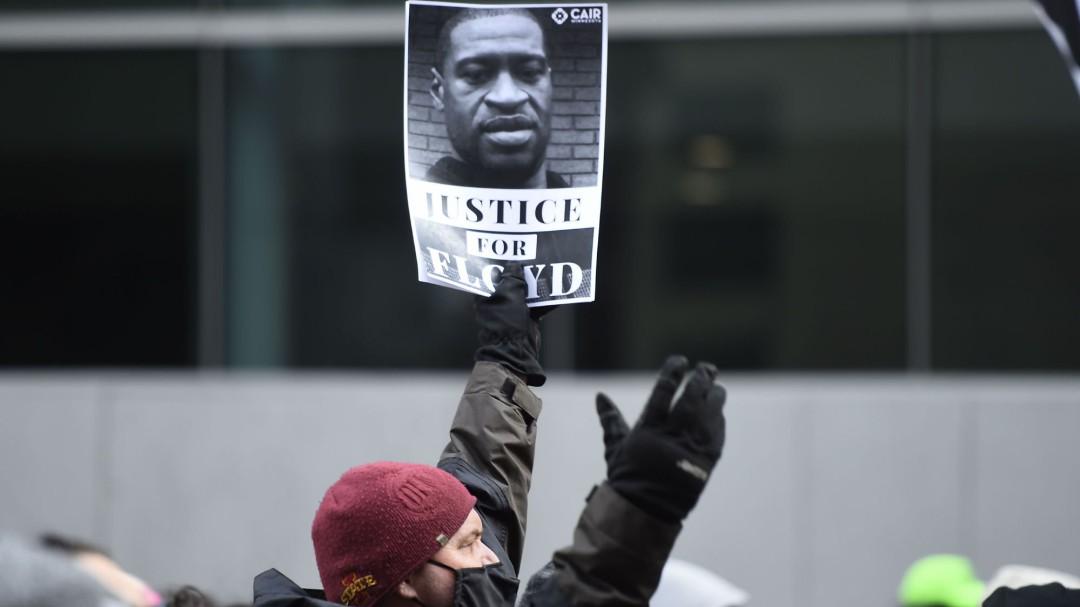 El expolicía Derek Chauvin, declarado culpable de la muerte de George Floyd