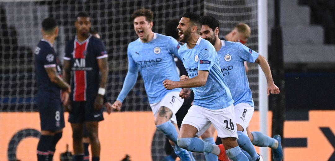 El City aprovecha los errores del PSG para acercarse a su primera final de  la Champions | Deportes | Fútbol | Cadena SER