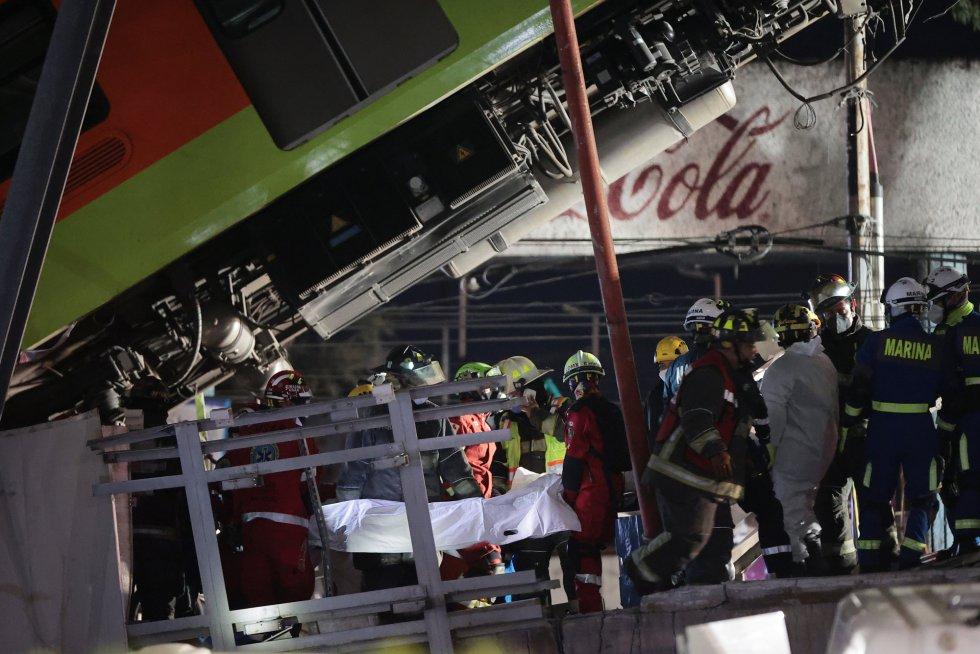 Al menos una veintena de personas han fallecido y otras 70 han resultado heridas