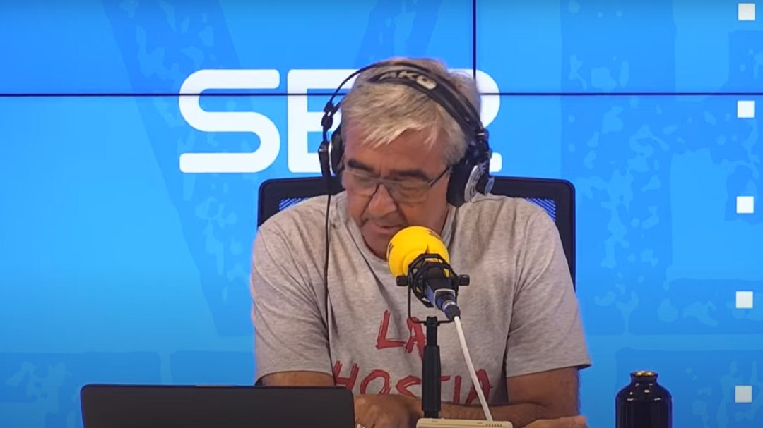 """""""Puto Francino, gallina de piel"""": la emocionada reacción de los oyentes a su vuelta entre lágrimas a la SER"""