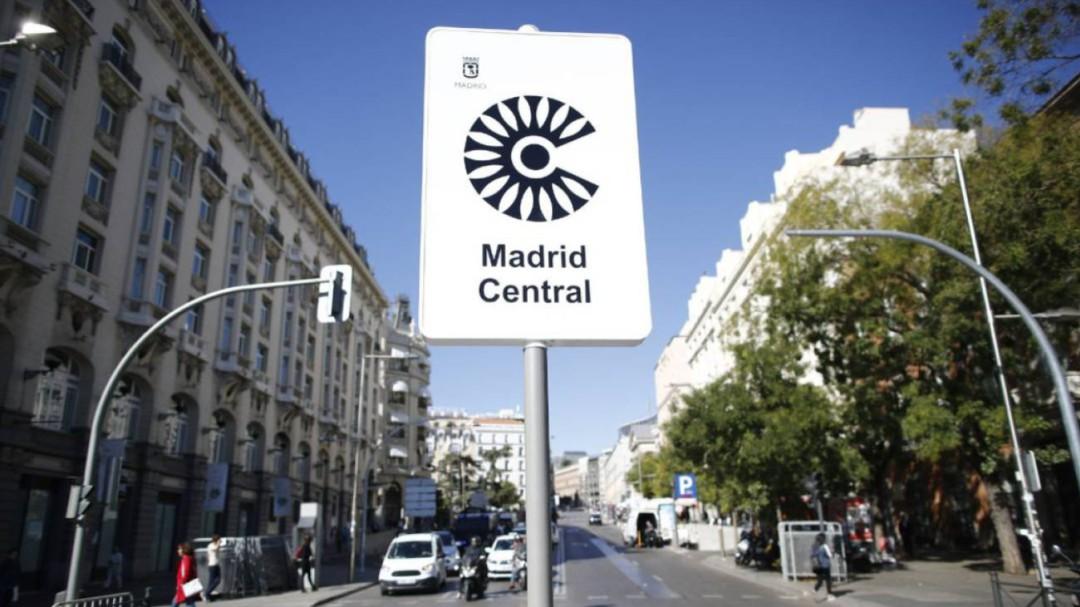 El Supremo entierra Madrid Central y rechaza el último recurso de Ecologistas en Acción