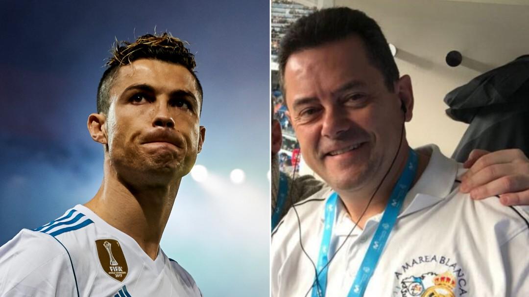 """""""Solo quería darte las gracias y tomar un café"""": el mensaje de Cristiano Ronaldo que no se podía creer Roncero"""