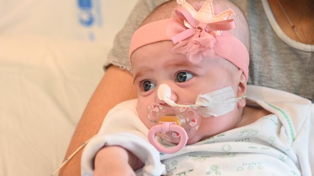 El Gregorio Marañón realiza el primer trasplante del mundo de un corazón infantil parado y no compatible