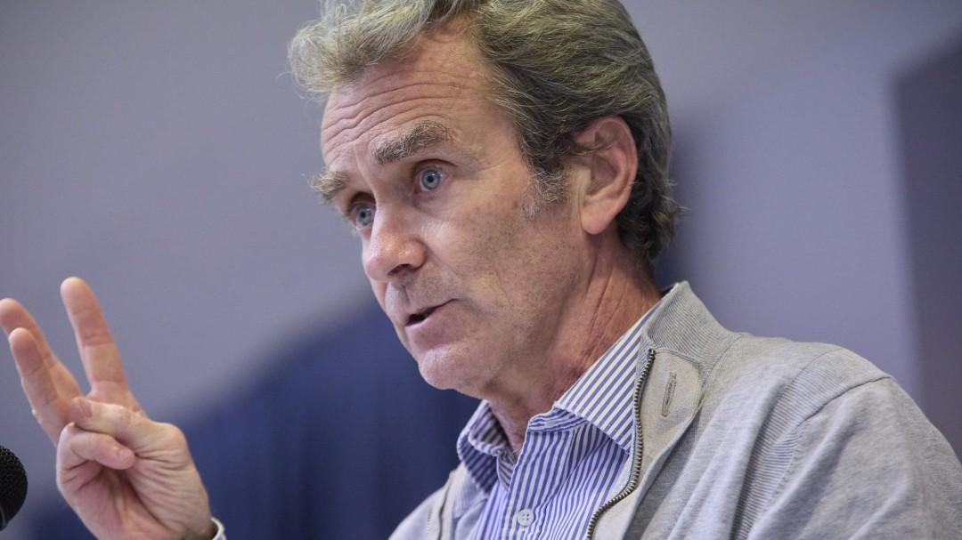 """Fernando Simón prevé que se pueda reducir el uso de la mascarilla en exteriores """"en no muchos días"""""""