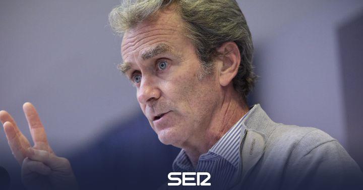 Sigue en directo la rueda de prensa de Fernando Simón