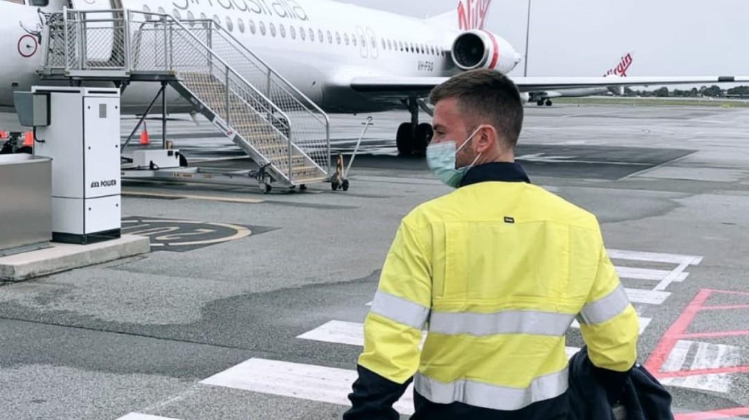 """David, el joven valenciano que trabaja en las minas de Australia: """"Gano el triple de lo que ganaba en España"""""""