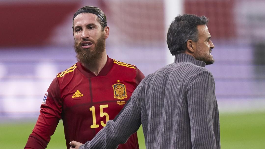 La Federación, molesta con el entorno de Sergio Ramos