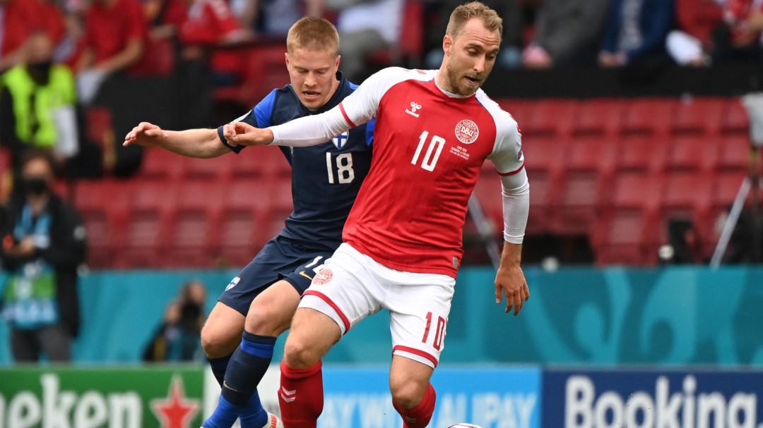Suspendido el Dinamarca - Finlandia por el desvanecimiento de Eriksen