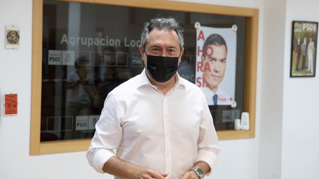 Juan Espadas optará a la presidencia de la Junta por el Psoe