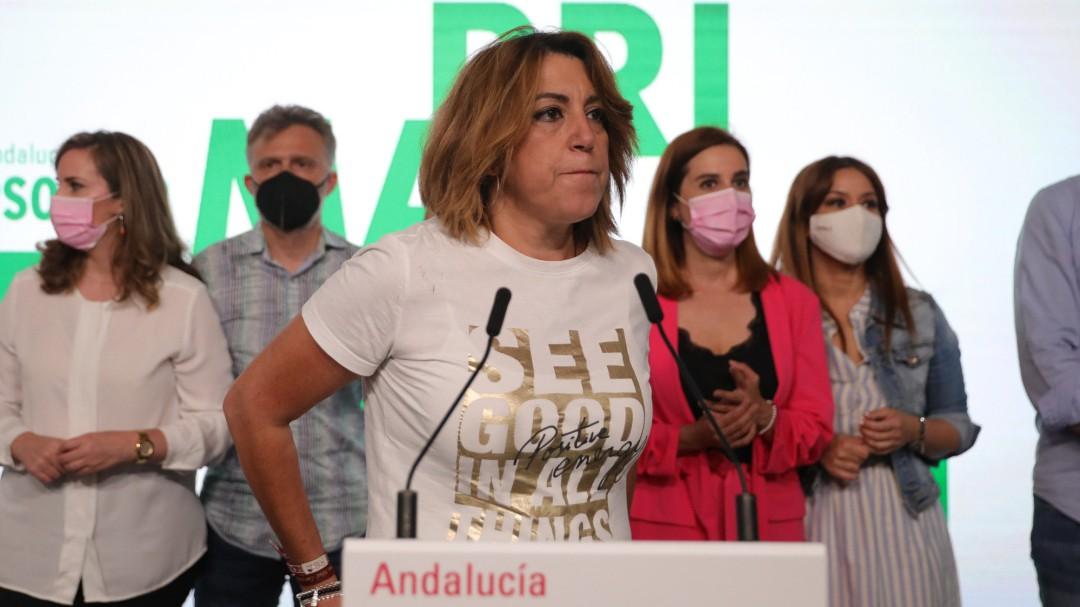 Ferraz empuja a Susana Díaz a dimitir ya