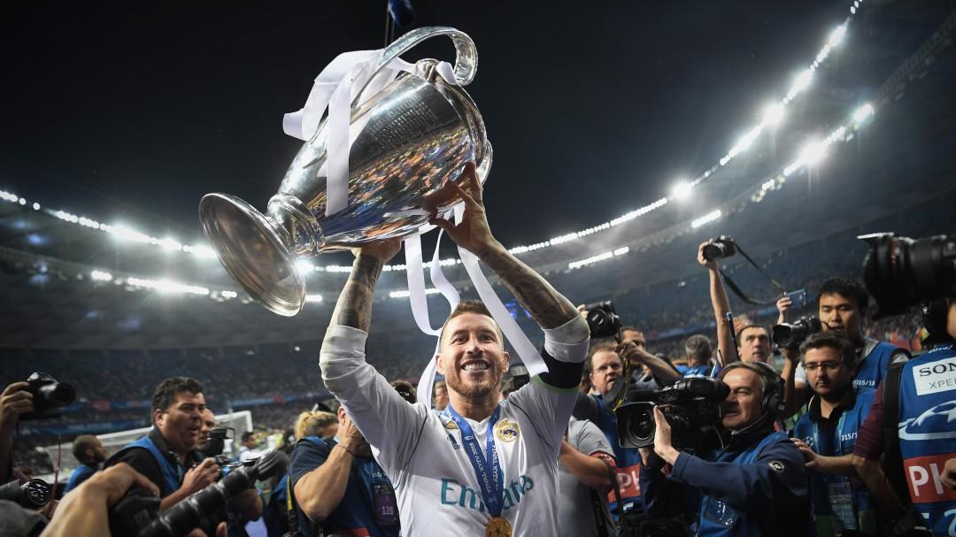 Sergio Ramos se marcha del Real Madrid tras 16 temporadas en el club