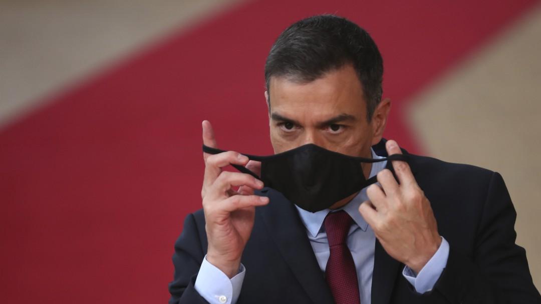 Pedro Sánchez anuncia que la mascarilla dejará de ser obligatoria al aire libre a partir del 26 de junio