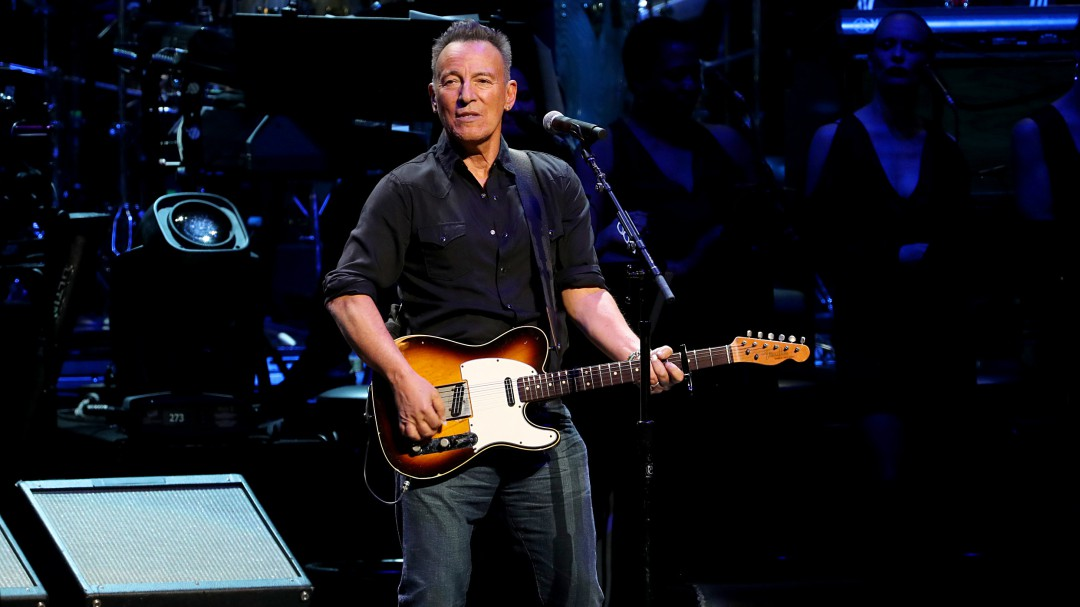 La organización de un concierto de Bruce Springsteen prohibirá la entrada a los vacunados con AstraZeneca