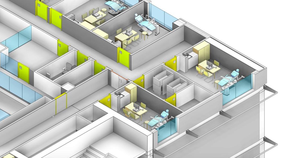 El diseño del hospital afecta a nuestra salud y las células zoombies a tu envejecimiento